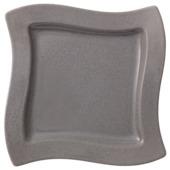 Villeroy & Boch - New Wave Stone - talerz płaski - wymiary: 27 x 27 cm