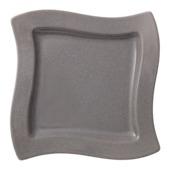 Villeroy & Boch - New Wave Stone - talerz sałatkowy - wymiary: 24 x 24 cm