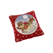Villeroy & Boch - Christmas Toys 2017 - poduszka - wymiary: 45 x 45 cm