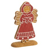 Villeroy & Boch - Winter Bakery 2016 - figurka - piernikowy aniołek - wysokość: 14,5 cm