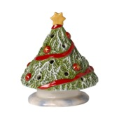 Villeroy & Boch - Christmas Light - lampion - choinka - wysokość: 11,8 cm