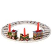 Villeroy & Boch - North Pole Express - świecznik - ekspres świąteczny - średnica: 42 cm