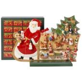 Villeroy & Boch - Christmas Toys Memory - kalendarz adwentowy - sanie Mikołaja - wymiary: 49 x 36 cm