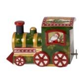 Villeroy & Boch - Nostalgic Melody - ekspres świąteczny - pozytywka - wymiary: 13 x 8 x 11,5 cm