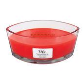 WoodWick - Crimson Berries - świeca zapachowa - owoce jagodowe - czas palenia: do 60 godzin