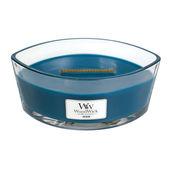 WoodWick - Denim - świeca zapachowa - indygowy dżins - czas palenia: do 60 godzin