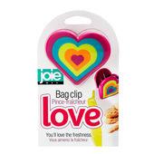 MSC - Love - klips do torebek - wymiary: 8 x 5 x 6,5 cm