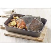 Küchenprofi - Roast Easy - stalowa osłonka do pieczenia - wymiary: 40 x 40 cm