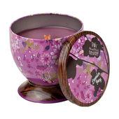 WoodWick - Lavender Ivory - świeca zapachowa - len i lawenda - czas palenia: do 60 godzin