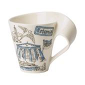 Villeroy & Boch - New Wave Caffe Estonia - kubek - pojemność: 0,3 l