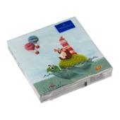 Villeroy & Boch - Chewy around the world - serwetki papierowe - wymiary: 33 x 33 cm