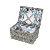 Cilio - Stresa deluxe - kosz piknikowy z wyposażeniem dla 2 osób