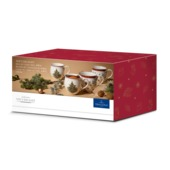 Villeroy & Boch - Toy's Delight - zestaw 4 kubków - pojemność: 0,34 l