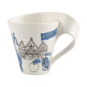 Villeroy & Boch - New Wave Caffe Frankfurt - kubek - pojemność: 0,3 l