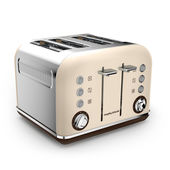 Morphy Richards - Accents Special Edition - toster - na 4 kromki