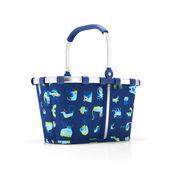 Reisenthel - carrybag XS kids - koszyk dla dzieci - wymiary: 33,5 x 18 x 19,5 cm