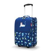Reisenthel - trolley XS kids - walizka dla dzieci - wymiary: 29 x 43 x 18 cm