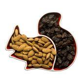 Sagaform - Winter - miseczka wiewiórka - wymiary: 17 x 14,5 cm