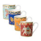 Villeroy & Boch - Samarkand Accessories - zestaw 4 kubków - pojemność: 0,35 l