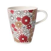 Villeroy & Boch - Caffe Club Fiori - kubek - pojemność: 0,35 l
