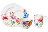 zastawa stołowa Villeroy & Boch - Anmut Flowers