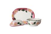Villeroy & Boch - porcelana Rose Sauvage
