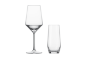 Schott Zwiesel - szklanki, kieliszki i karafki Pure