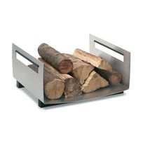 akcesoria kominkowe i pojemniki na drewno