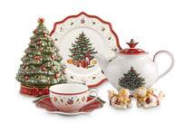 świąteczna zastawa Toy's Delight