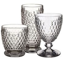 Villeroy & Boch - kryształowe kieliszki i szklanki Boston