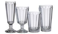 Villeroy & Boch - kieliszki i szklanki Charleston