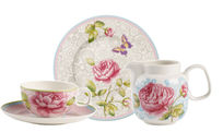 Villeroy & Boch - porcelana Rose Cottage