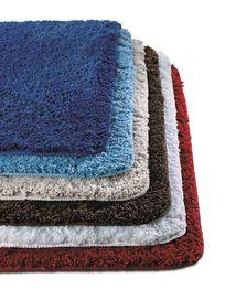tekstylia łazienkowe - ręczniki i dywaniki