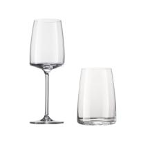 Schott Zwiesel - szklanki i kieliszki Sensa
