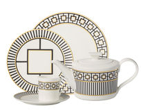 Villeroy & Boch - porcelana kostna MetroChic