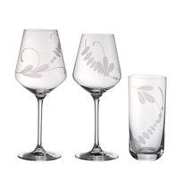 kieliszki i szklanki Old Luxembourg Brindille