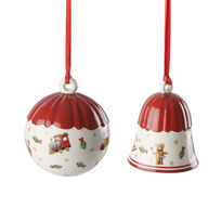 Villeroy & Boch - zawieszki Toy's Delight Decoration