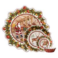 Villeroy & Boch - świąteczna zastawa Toy's Fantasy