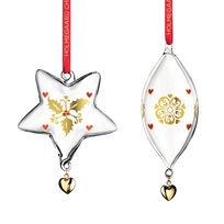 Holmegaard - dekoracje świąteczne
