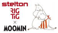 RIG-TIG i Stelton - butelki i kubki termiczne z Muminkami