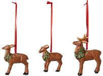 Villeroy & Boch - zawieszki i pozytywki bożonarodzeniowe