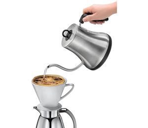 ranking czajników - miejsce 3 - czajnik elektryczny do zalewania kawy Cilio Lucca
