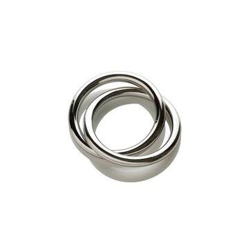 Alessi - OUI - obrączka do serwetek - średnica: 6 cm