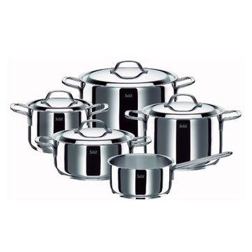 Silit - Basic - 5-częściowy zestaw garnków