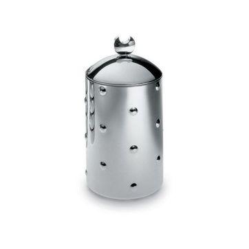 Alessi - Kalistò 1 - pojemnik - wysokość: 21 cm; średnica: 11 cm
