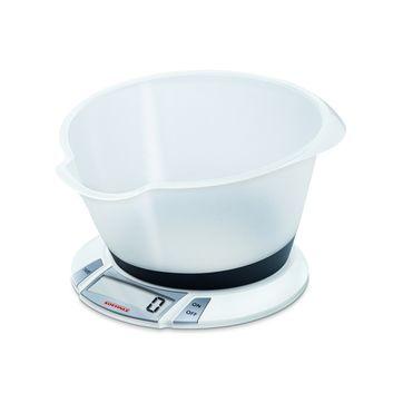Soehnle - Olympia Plus - waga kuchenna z miską - nośność: 5 kg; podziałka: 1 g