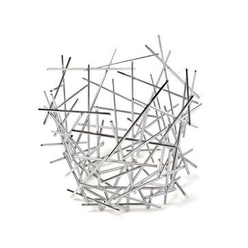Alessi - Blow up - kosz na owoce - wysokość: 31,5 cm