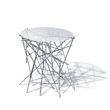 Alessi - Blow up - stolik - wysokość: 44 cm