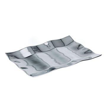 Stelton - explore - duży półmisek Ocean - wymiary: 42,5 x 26,8 cm