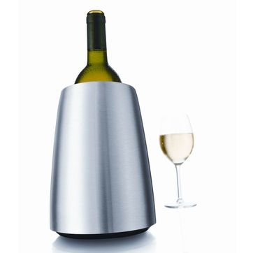 Vacu Vin - stalowe wiaderko do chłodzenia wina